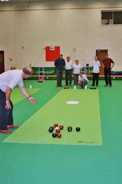 English Carpet Bowls Association